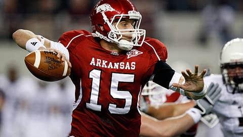 Jacksonville Jaguars: Ryan Mallett, QB, Arkansas