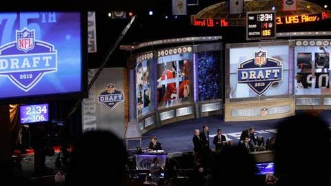 Peter Schrager's 2011 Mock Draft (yes, 2011)