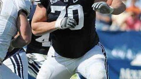 Indianapolis Colts: Matt Reynolds, OT, BYU