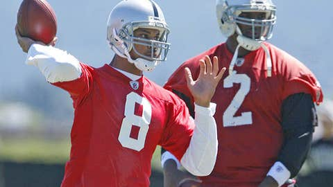 What will the Raiders do with JaMarcus Russell?