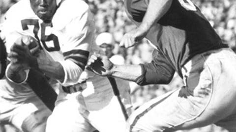 Marion Motley, Browns (No. 76)
