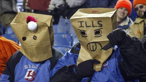 Bills - Ralph Wilson Stadium