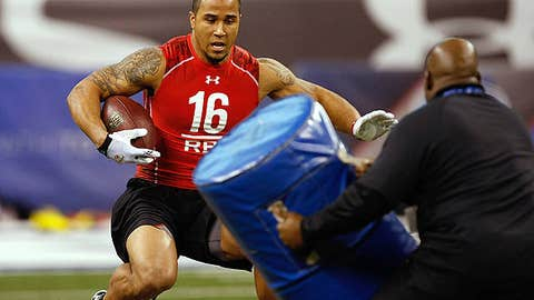 Ryan Mathews - Chargers RB