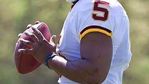 Donovan McNabb, Washington