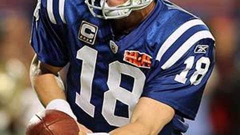 Peyton Manning, Indianapolis