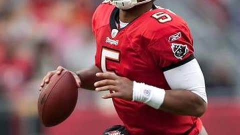 Josh Freeman, Tampa Bay
