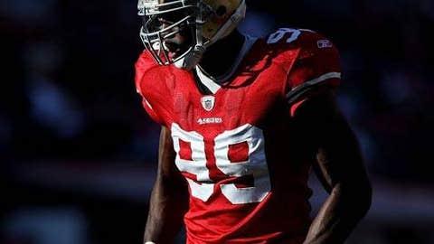 Manny Lawson, 49ers LB