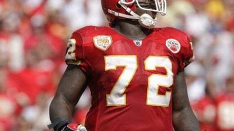 Glenn Dorsey, Chiefs DT