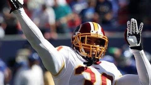 Laron Landry, Redskins S