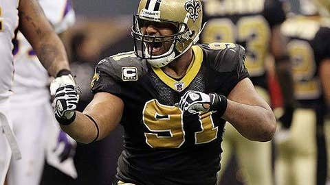 Will Smith, DE, New Orleans