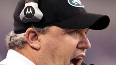 Rex Ryan, Jets head coach