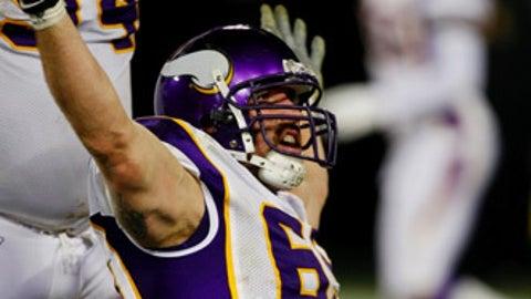 Jared Allen, Vikings DE