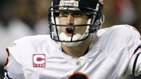 Jay Cutler, Bears QB