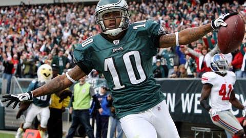 DeSean Jackson, Eagles WR