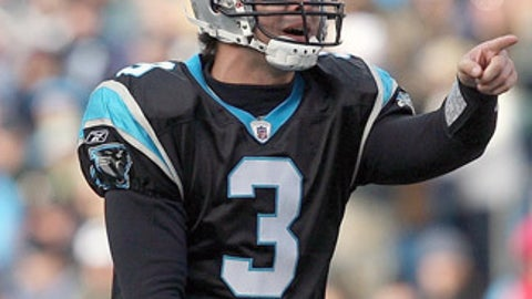 Matt Moore, QB, Carolina