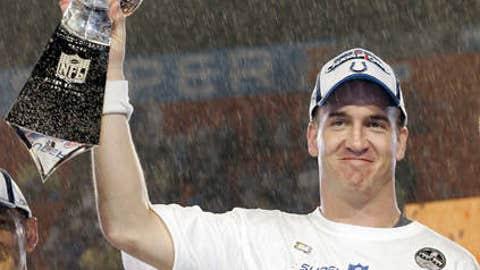Super Bowl XLI (2007), Indianapolis vs. Chicago