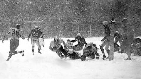 1948 NFL Championship, Chicago Cardinals at Philadelphia