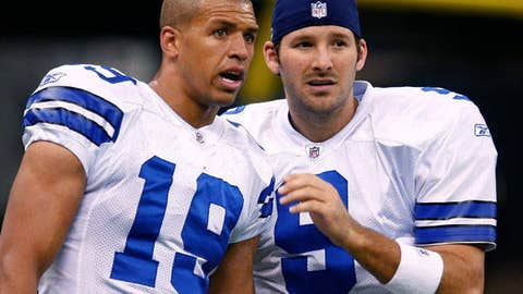 Tony Romo to Miles Austin, Dallas Cowboys