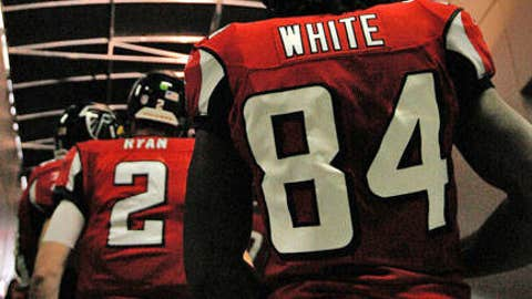 Matt Ryan to Roddy White, Atlanta Falcons