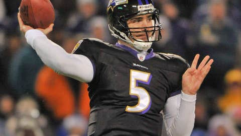 AFC NORTH: Baltimore Ravens