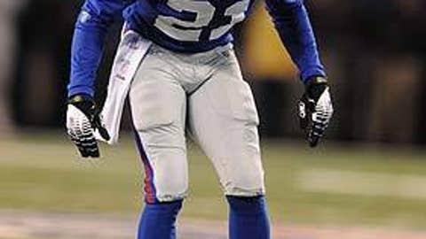 Kenny Phillips, S, New York Giants