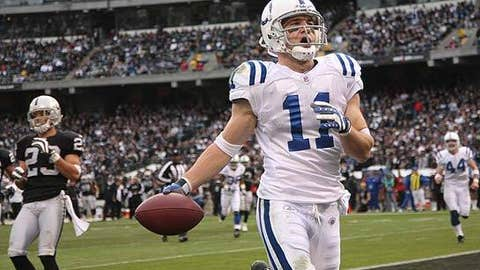 Anthony Gonzalez, WR, Indianapolis Colts