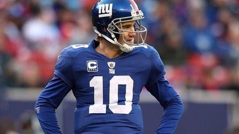 Giants QB Eli Manning, $16.25 million