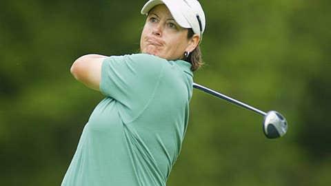 Women's Golf: Angela Buzminski