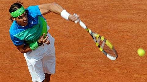 Men's Tennis: Rafael Nadal