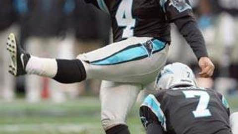 NFL: Lefty Kicker - John Kasay