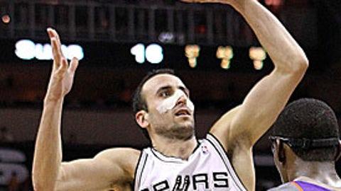 NBA: Manu Ginobili