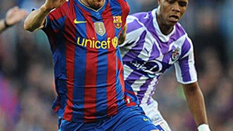 Soccer: Lionel Messi