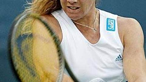 Women's Tennis: Patty Schynde