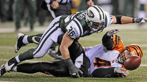 Jim Leonhard, S, New York Jets