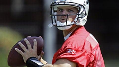 This rookie looks focused