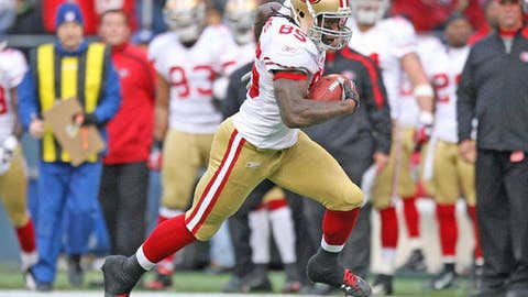 81. Vernon Davis, TE, 49ers (2009 Rank: Unranked)