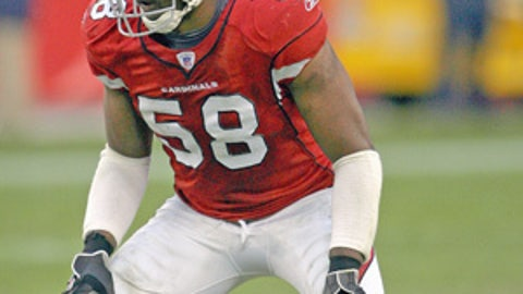 82. Karlos Dansby, LB, Dolphins (2009 Rank: 73)