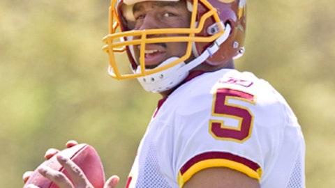 83. Donovan McNabb, QB, Redskins (2009 Rank: 25)