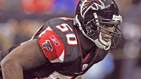 84. Curtis Lofton, LB, Falcons (2009 Rank: 69)