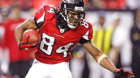 87. Roddy White, WR, Falcons (2009 Rank: 56)
