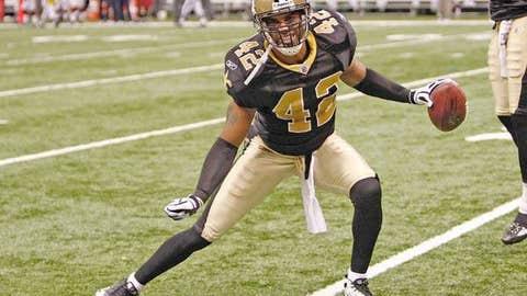 92. Darren Sharper, S, Saints (2009 Rank: Unranked)