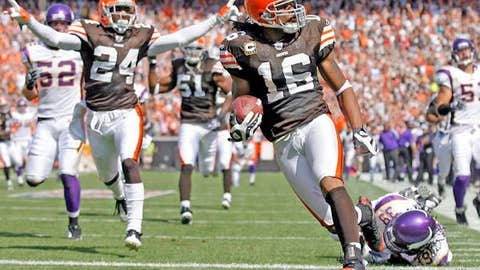 96. Josh Cribbs, WR/RB/KR, Browns (2009 Rank: Unranked)