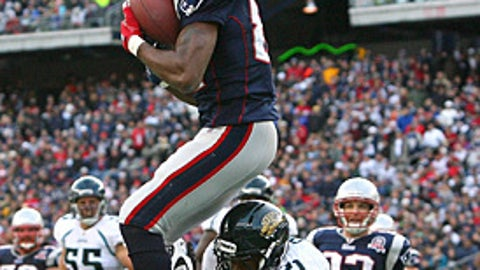 28. Randy Moss, WR, Patriots (2009 Rank: 30)