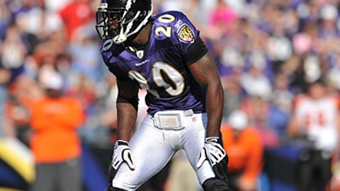 30. Ed Reed, S, Ravens (2009 Rank: 10)