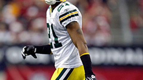 31. Charles Woodson, CB, Packers (2009 Rank: 58)