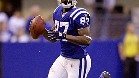 35. Reggie Wayne, WR, Colts (2009 Rank: 41)