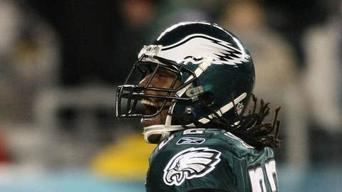 50. Asante Samuel, CB, Eagles (2009 Rank: 50)