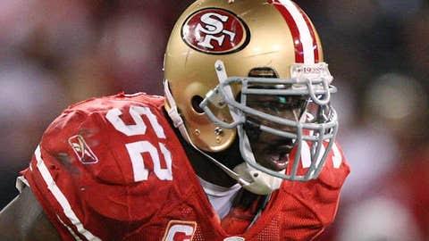 Patrick Willis, LB, 49ers (2009 Rank: 21)