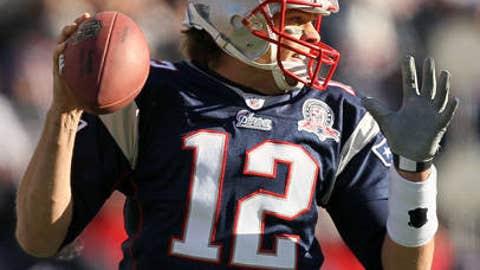 3. Tom Brady, QB, Patriots (2009 Rank: 2)