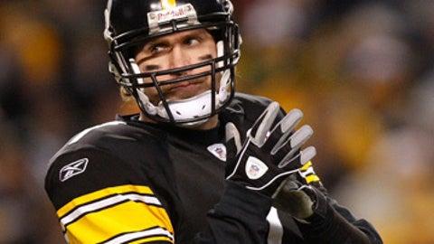 4. Ben Roethlisberger, QB, Steelers (2009 Rank: 3)